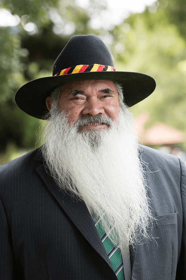 Senator Patrick Dodson shares his message for Reconciliation Week 2017.