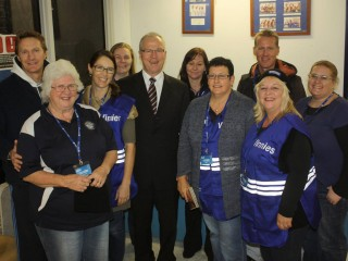 Vinnies Community Sleepout kicks off in Sunshine Coast