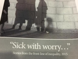 Sick with worry report: People's desire to participate shines through