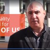 Our CEO Dr John Falzon delivers GetUp budget message