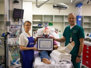 Vinnies Centre help the Canberra Hospital