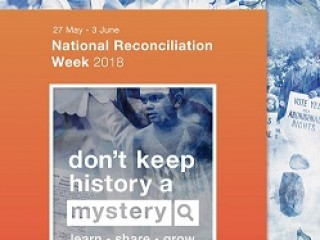 Vinnies supports reconciliation