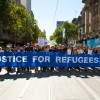 Palm Sunday Walk for Justice for Refugees 2017