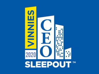 VicHealth CEO joins the online Vinnies CEO Sleepout