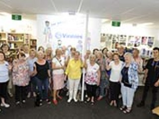 25 years of Vinnies care in Frankston